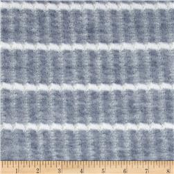 Lacey Sweater Knit Stripe Blue/White