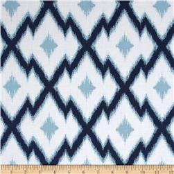 Joel Dewberry Botanique Aztec Ikat Deep Fabric