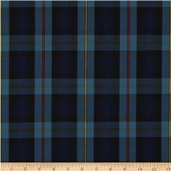 Uniform Plaid Blue