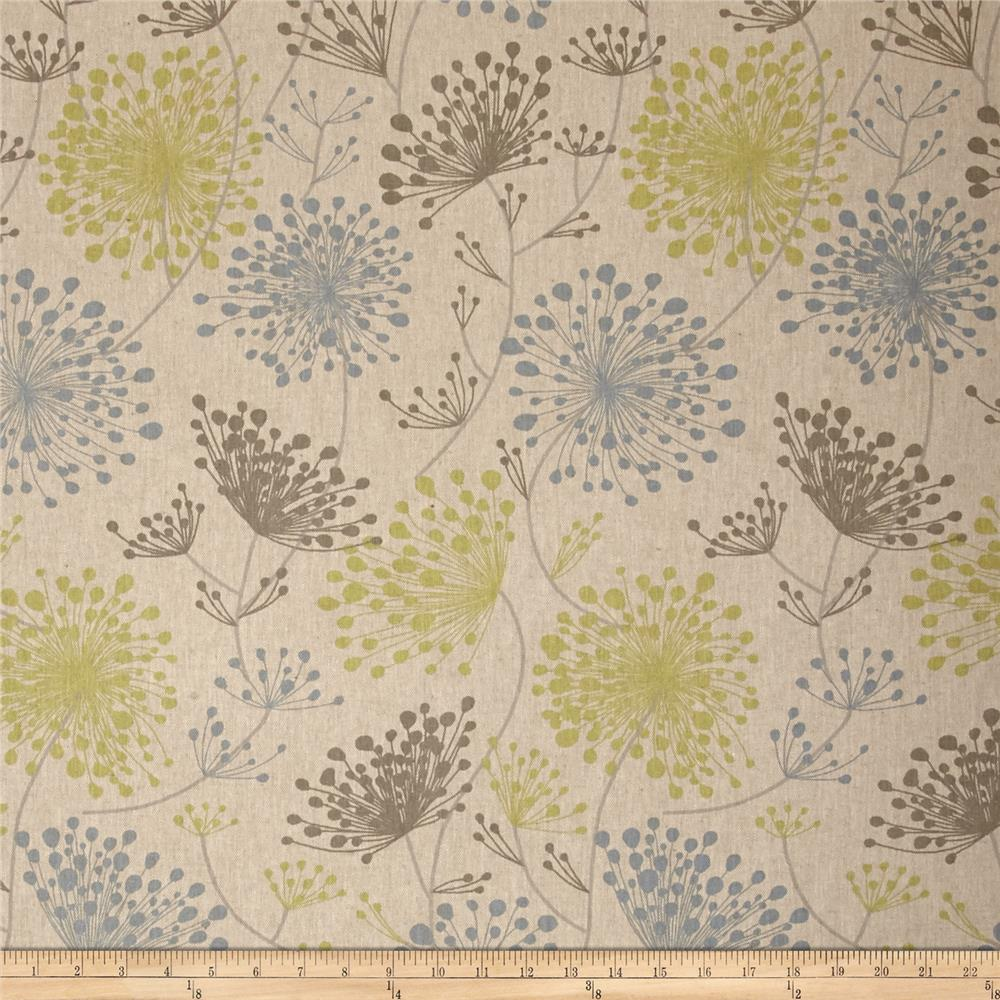 Premier Prints Irish Daisy Laken Florence Fabric By The Yard