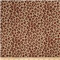Fabricut 02100 Animal Print Blend Golden Berry