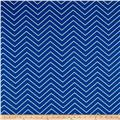 Premier Prints  Chevron Indoor/Outdoor Cobalt