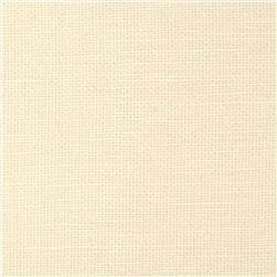 French General Florence Linen Blend Ivory