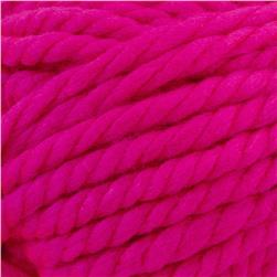 Red Heart Vivid Powerful Pink Yarn