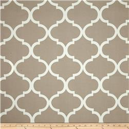 Richloom Solarium Outdoor Landview Taupe Fabric