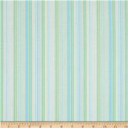 Kanvas Bunny Hop Soft Stripe Mint