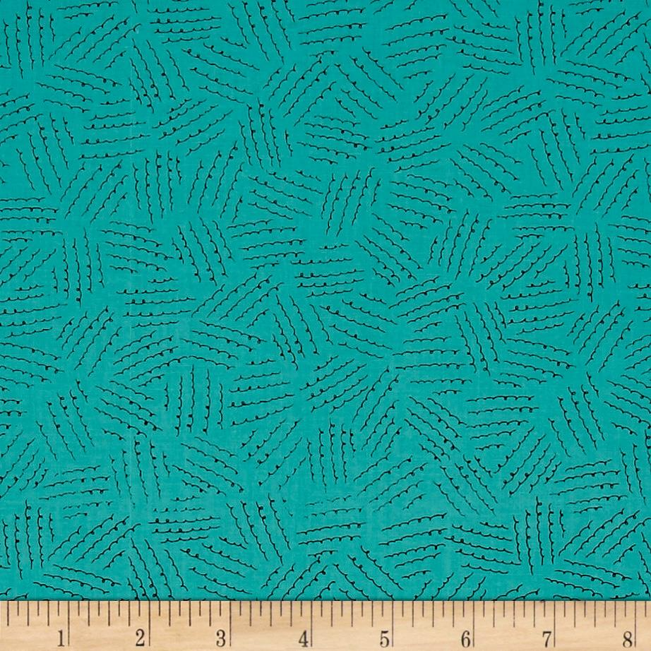 It's a Hoot Squiggles Turquoise