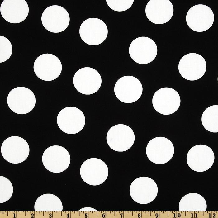 Pimatex Basics Jumbo Dot Black/White