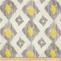 Richloom Kashan Lemongrass Home Decor Fabric