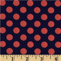Michael Miller The Littles Ta Dot Pluto Fabric