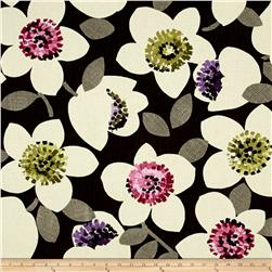Cachet Large Floral Pink/Brown
