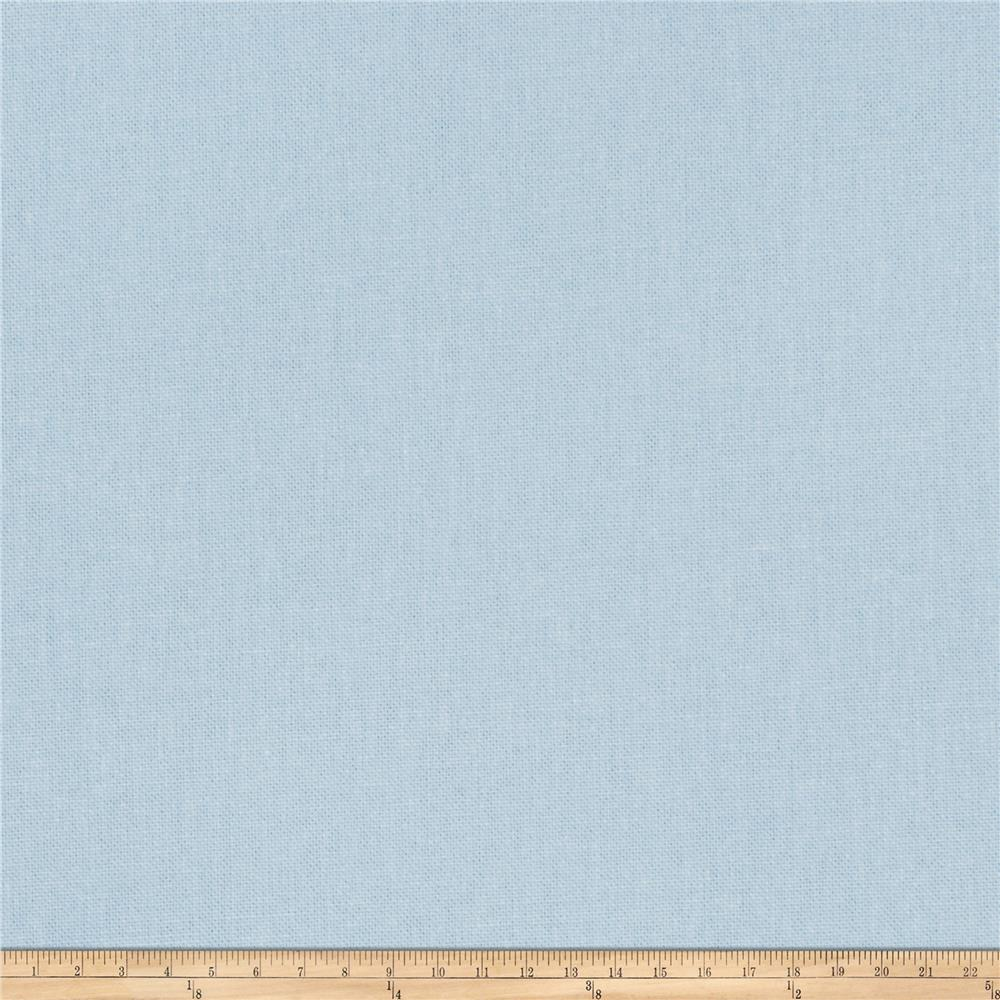 Fabricut Principal Brushed Cotton Canvas Sky