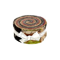 "Moda Sundance Trail 2.5"" Jelly Roll Multi"