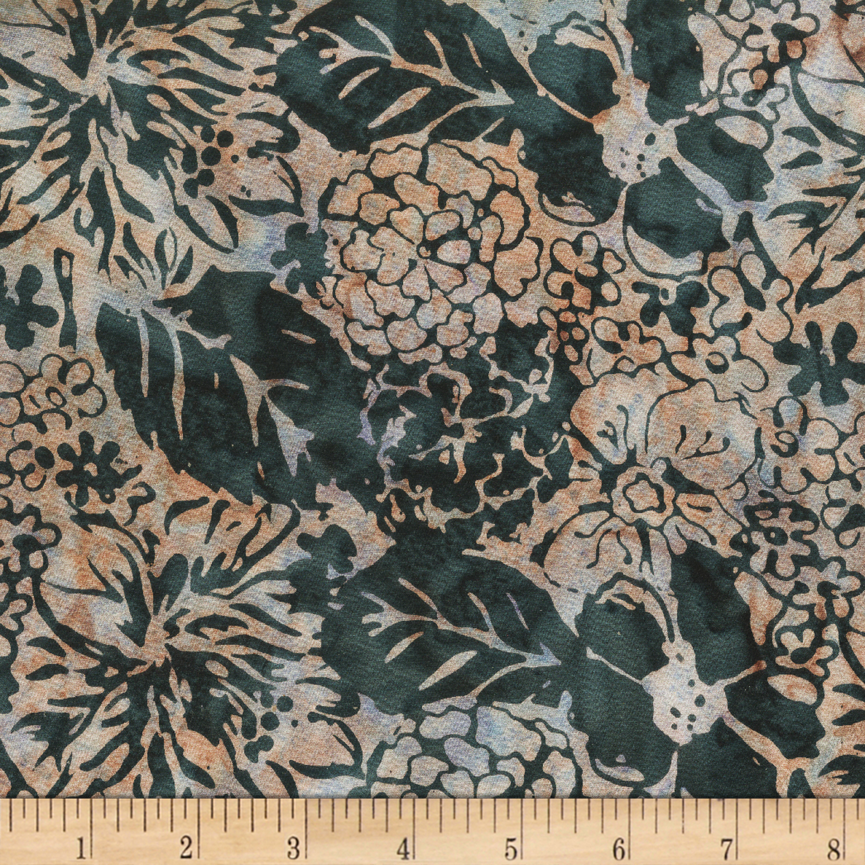 INOpets.com Anything for Pets Parents & Their Pets Anthology Batiks Garden Grey Fabric