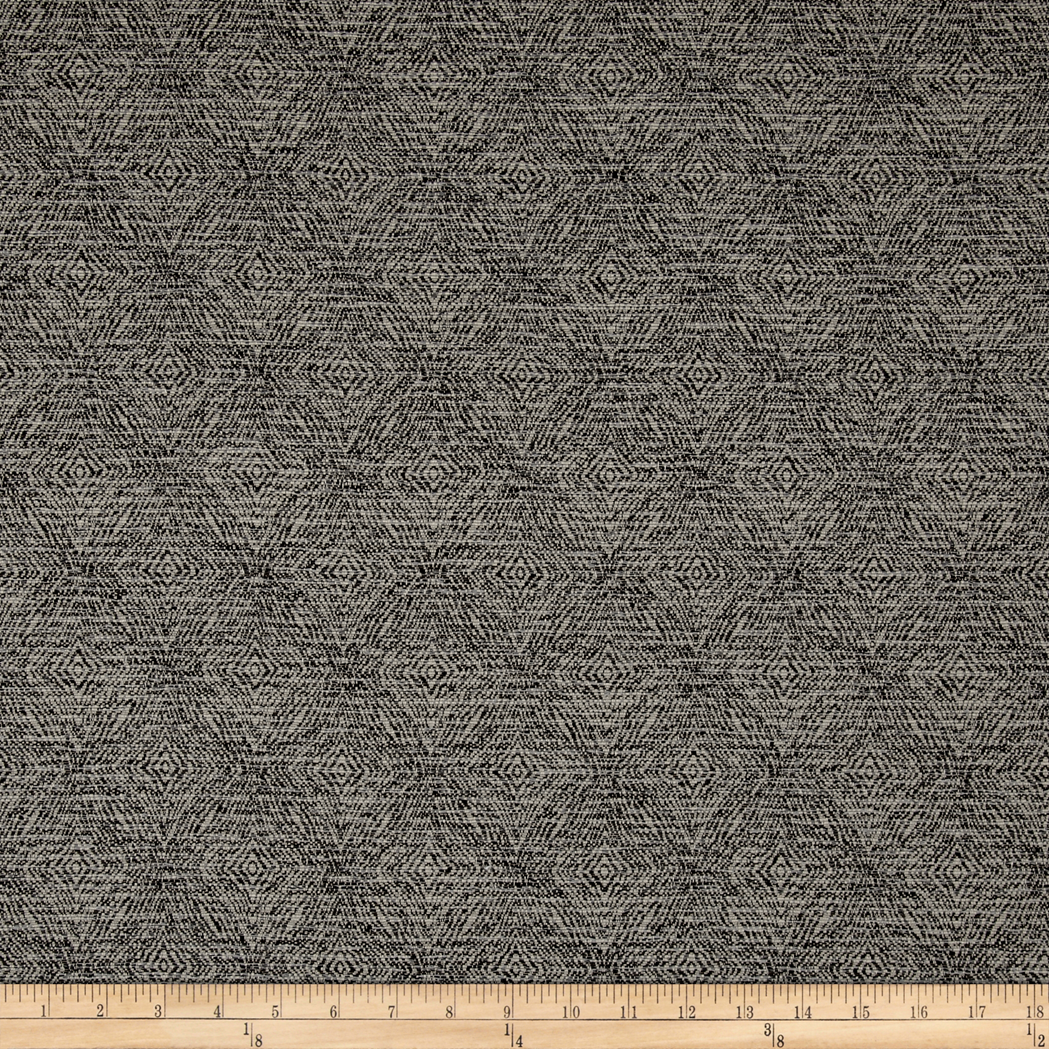 Golding by P Kaufmann Seymour Basketweave Smog Fabric by Golding in USA