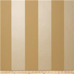 Fabricut 8827e Sutton Stripe Wallpaper S0039 Molasses (Triple Roll)