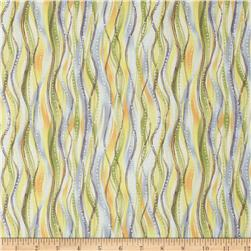 Botanical Society Wavy Stripe Blue