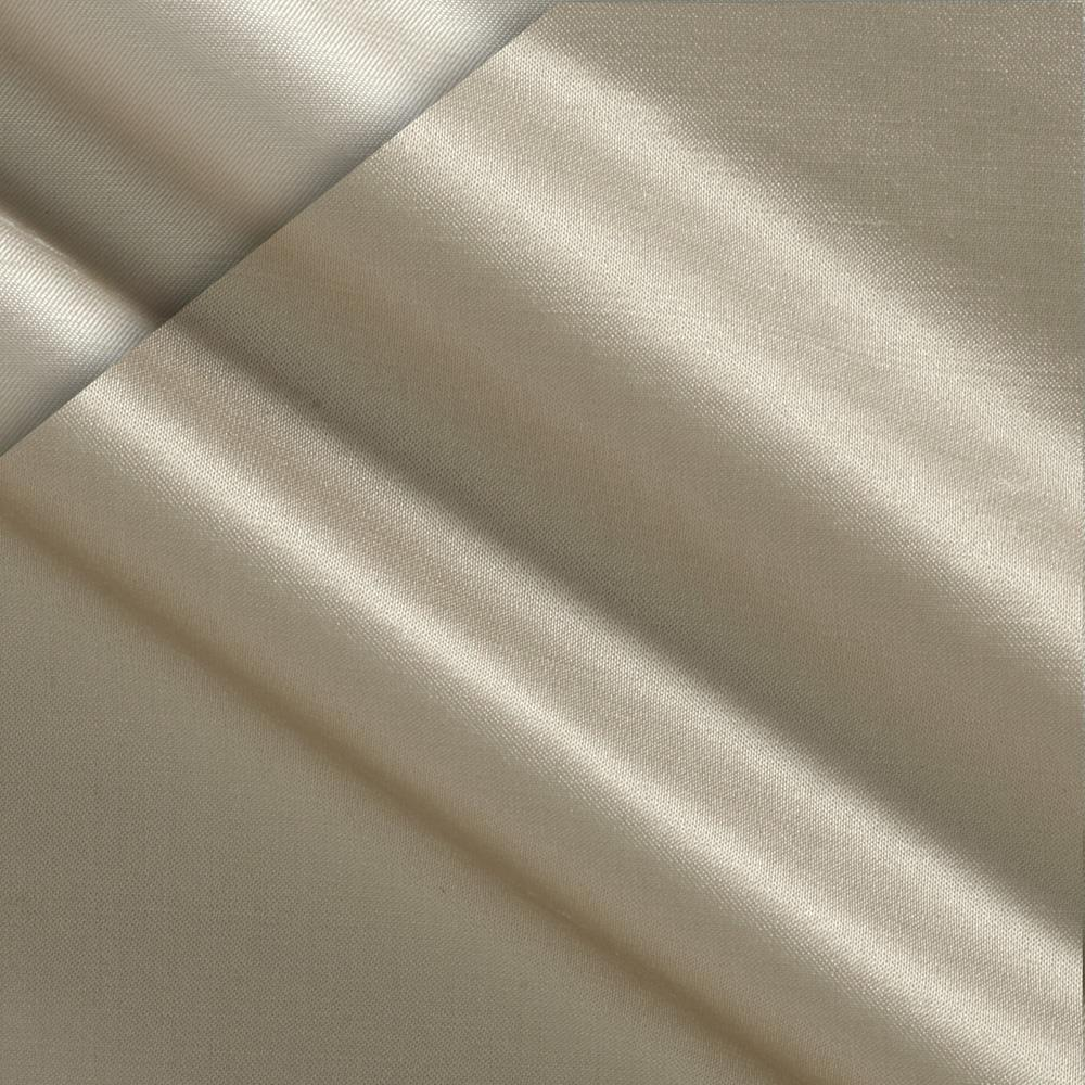 Silk Satin Shantung Cement