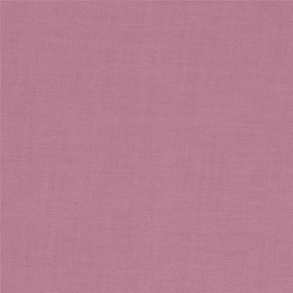 Michael miller cotton couture broadcloth mauve discount for Fabric cloth material