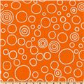 Premier Prints Circles Tennessee Orange