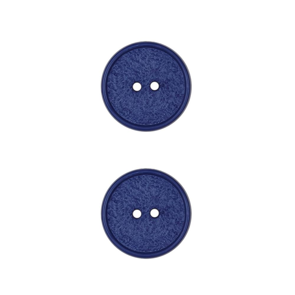 Dill Buttons 11/16'' Polyamid Button Royal Blue