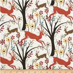 Dear Stella Woodwinked Woodland Deer Bone
