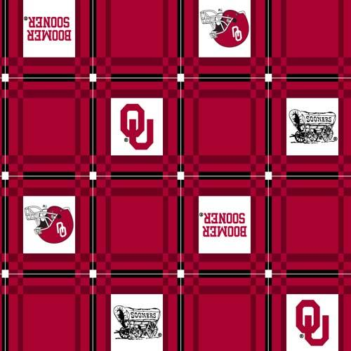 Collegiate Tailgate Vinyl Tablecloth University of Oklahoma