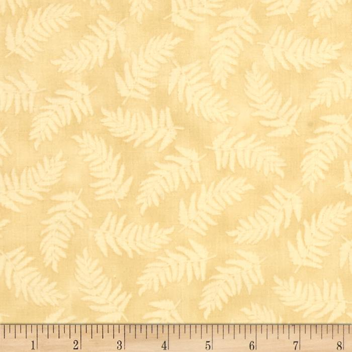 Nature's Glory Fern Tonal Beige