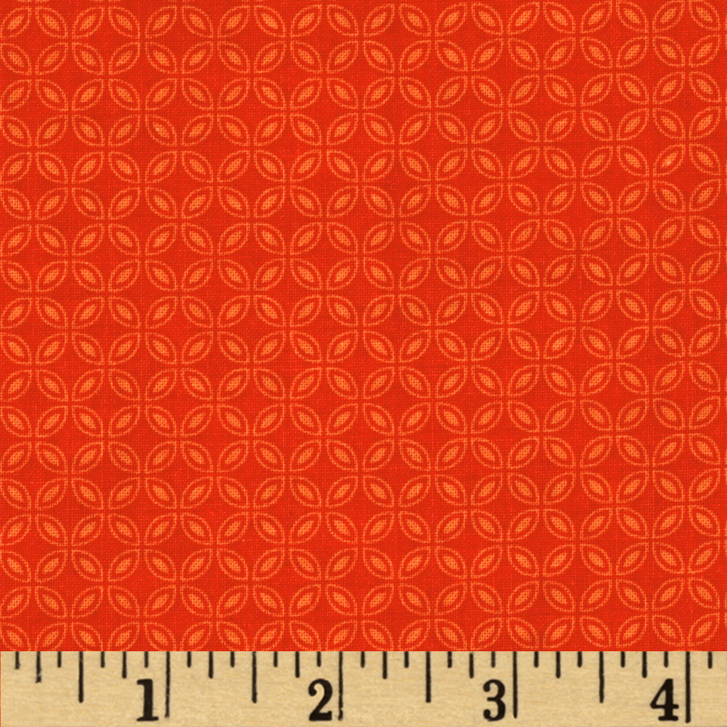 Michael Miller Tiny Tiles Clementine Fabric