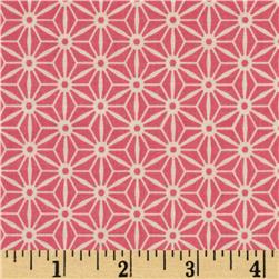 Riley Blake Sidewalks Geometric Pink