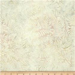 Batavian Batiks Feathers Cream