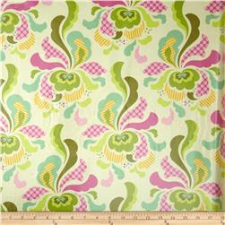 Heather Bailey Freshcut Laminate Groovy Olive
