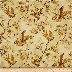 English Lane Large Birds Cream