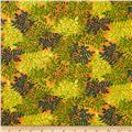 Kanvas Sew Rousseau Rousseau Fern Orange