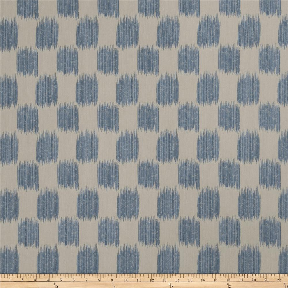Jaclyn Smith Buford Jacquard Indigo