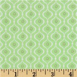 Lullaby Baby Geo Green