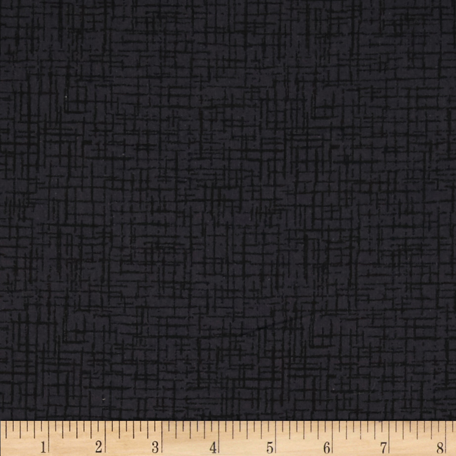 110 In. Wide Quilt Back Betula Charcoal Fabric by Westrade in USA