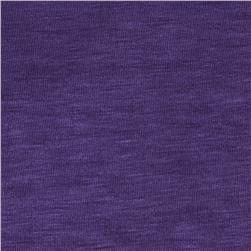 Rayon Spandex Jersey Knit Jelly Bean Purple