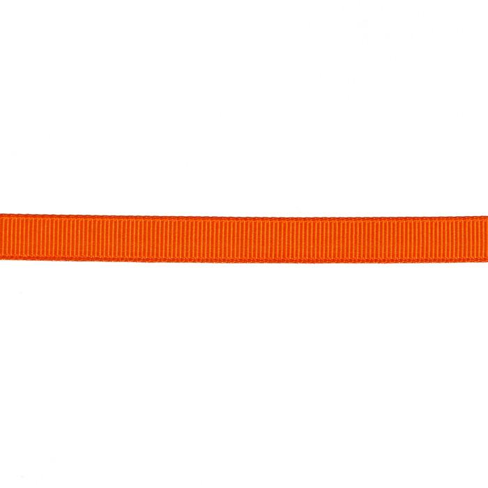 "3/8"" Grosgrain Ribbon Orange"