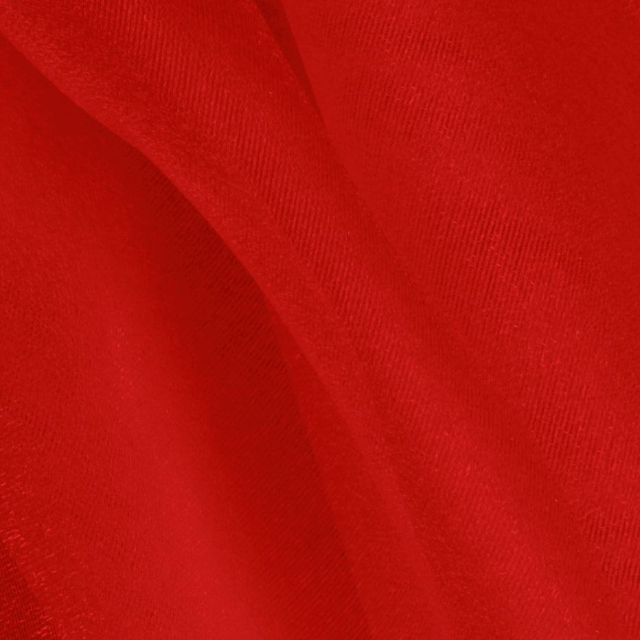 Sparkle Organza Red