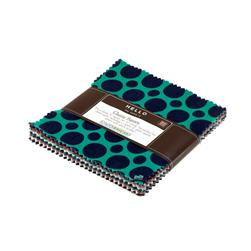 "Spot On Prep School 5"" Charm Squares"