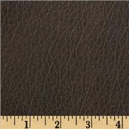 Richloom Faux Leather Distressed Tarkington Chestnut