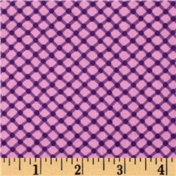 Michael Miller Happy Tones Cora Geometric Purple