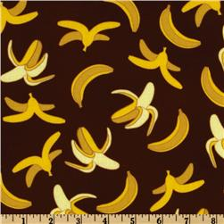 Coconut Grove Banana Toss Brown