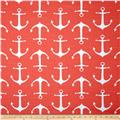 Premier Prints Sailor Slub Salmon