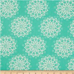 Mint To Be Mandala Mint