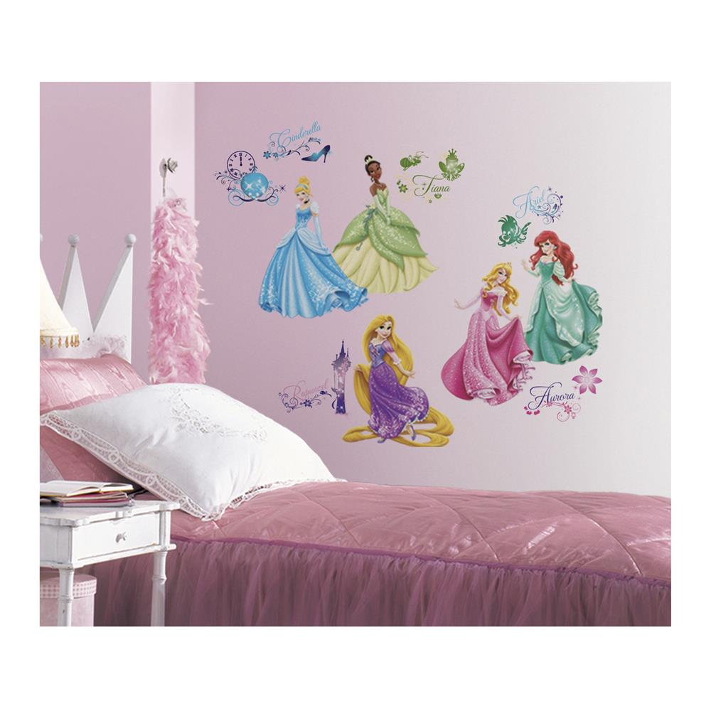 Disney Princess Royal Debut Wall Decal