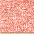 Kanvas Lili-fied Flower Power White/Orange