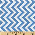 Michael Miller Retro Tire Treads Chevron Blue