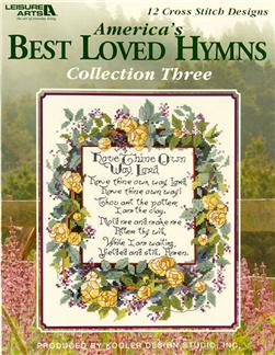 Leisure Arts ''America's Best Loved Hymns'' Collection Three